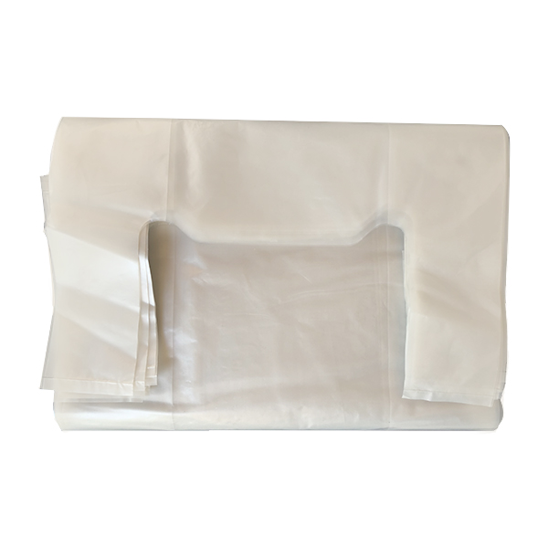 Clear Color Stand Up Pouch Plastic Zip Lock Packaging Bag